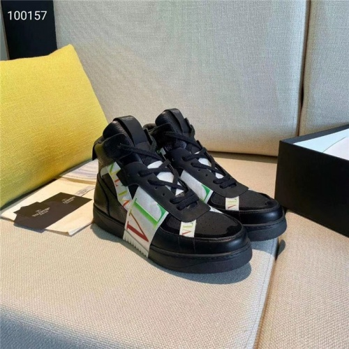 Valentino High Tops Shoes For Women #823348