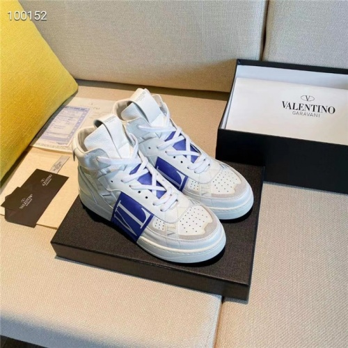 Valentino High Tops Shoes For Women #823352