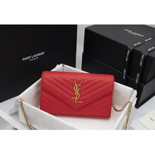 Yves Saint Laurent YSL AAA Quality Messenger Bags For Women #823356