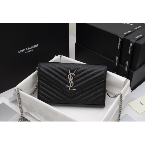 Yves Saint Laurent YSL AAA Quality Messenger Bags For Women #823358