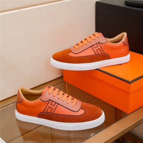 Hermes Casual Shoes For Men #823404