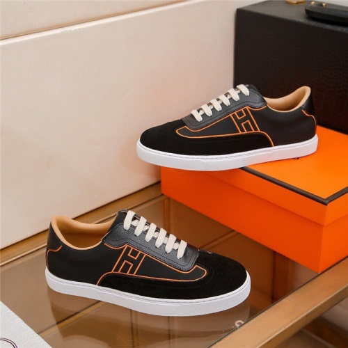 Hermes Casual Shoes For Men #823405 $68.00 USD, Wholesale Replica Hermes Casual Shoes