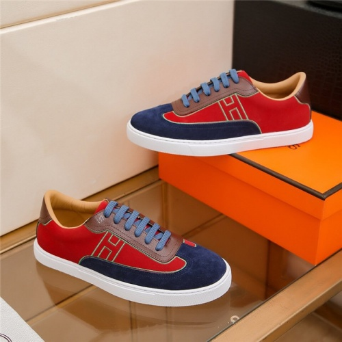 Hermes Casual Shoes For Men #823406 $68.00 USD, Wholesale Replica Hermes Casual Shoes