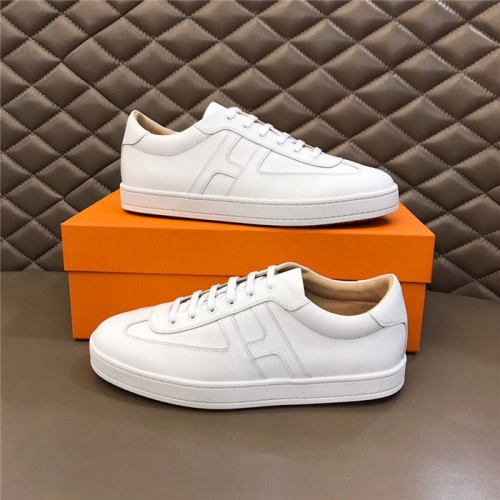 Hermes Casual Shoes For Men #823415