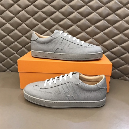 Hermes Casual Shoes For Men #823416