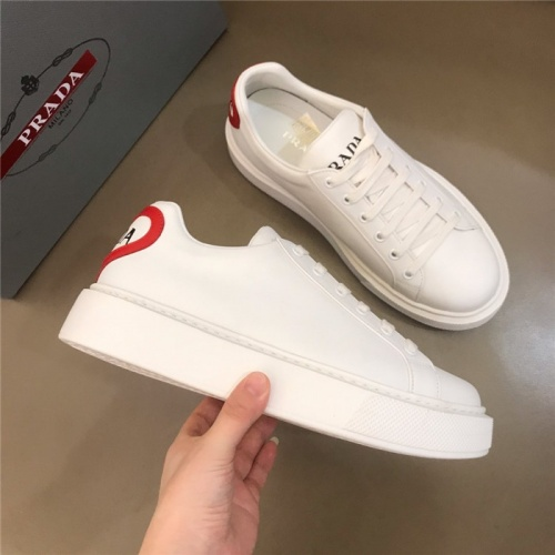 Prada Casual Shoes For Men #823420