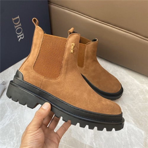 Christian Dior Boots For Men #823431