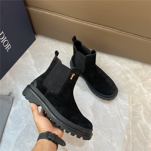 Christian Dior Boots For Men #823433