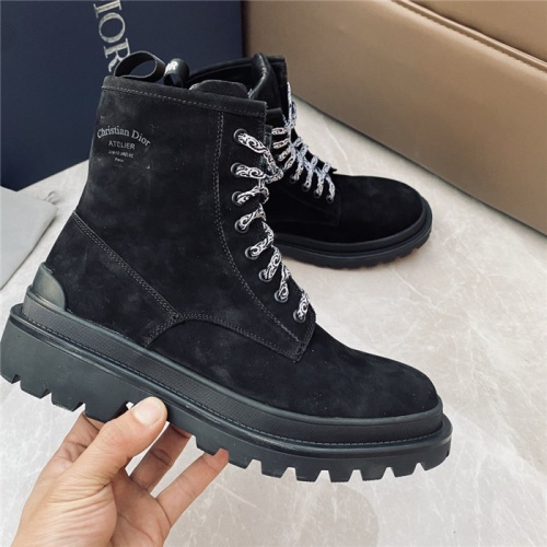 Christian Dior Boots For Men #823434