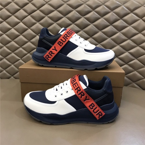 Burberry Casual Shoes For Men #823435