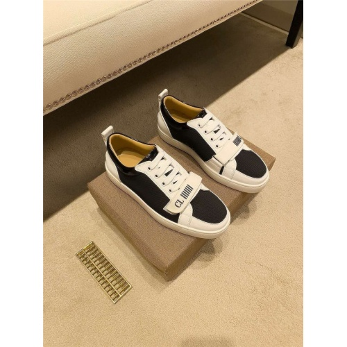 Christian Louboutin CL Casual Shoes For Men #823440 $72.00 USD, Wholesale Replica Christian Louboutin Fashion Shoes