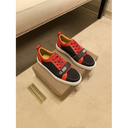 Christian Louboutin CL Casual Shoes For Men #823441