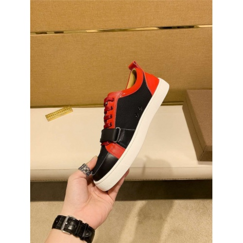 Replica Christian Louboutin CL Casual Shoes For Men #823441 $72.00 USD for Wholesale
