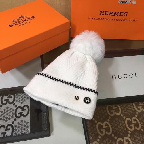Hermes Woolen Hats #823458
