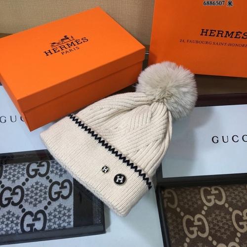 Hermes Woolen Hats #823461