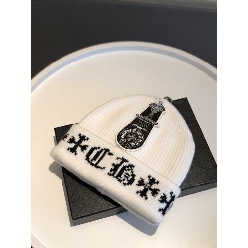 Chrome Hearts Woolen Hats #823510 $34.00 USD, Wholesale Replica Chrome Hearts Hats