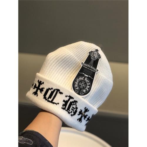 Replica Chrome Hearts Woolen Hats #823510 $34.00 USD for Wholesale