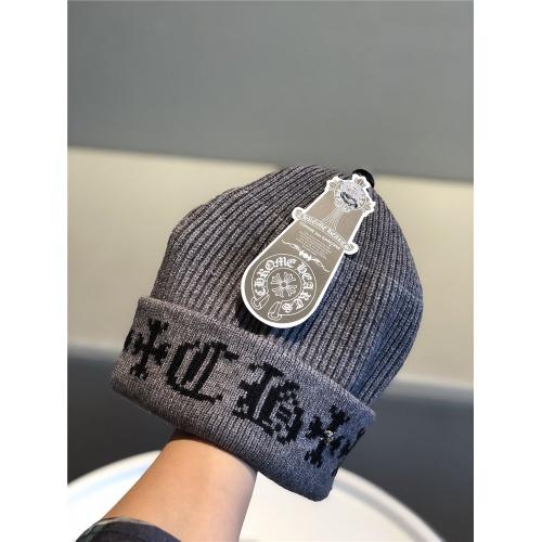 Replica Chrome Hearts Woolen Hats #823512 $34.00 USD for Wholesale
