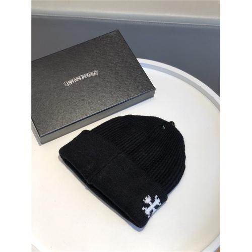 Replica Chrome Hearts Woolen Hats #823514 $34.00 USD for Wholesale