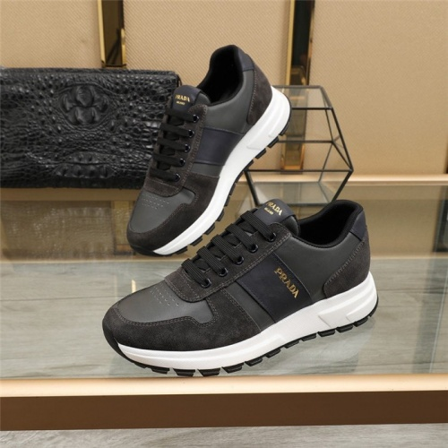 Prada Casual Shoes For Men #823521