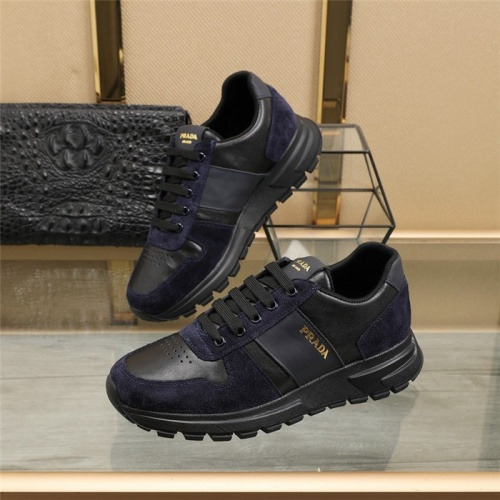 Prada Casual Shoes For Men #823522