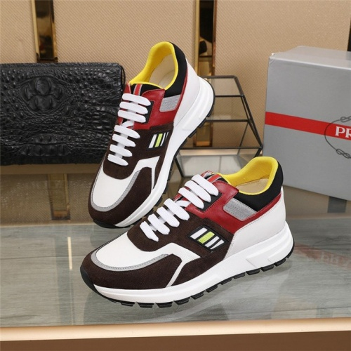 Prada Casual Shoes For Men #823538