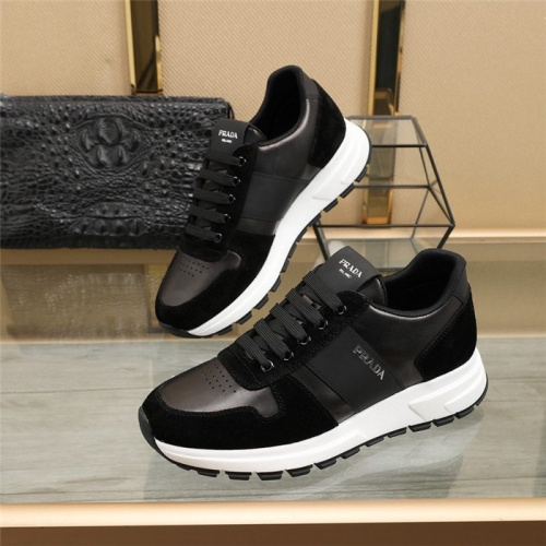 Prada Casual Shoes For Men #823540
