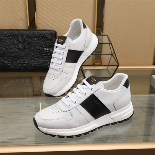 Prada Casual Shoes For Men #823542