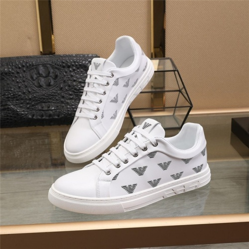 Armani Casual Shoes For Men #823552