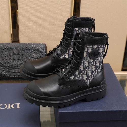 Christian Dior Boots For Men #823559