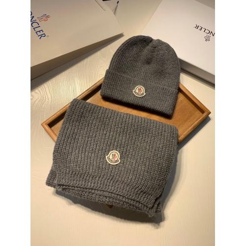 Moncler Scarf & Hat Set #823706