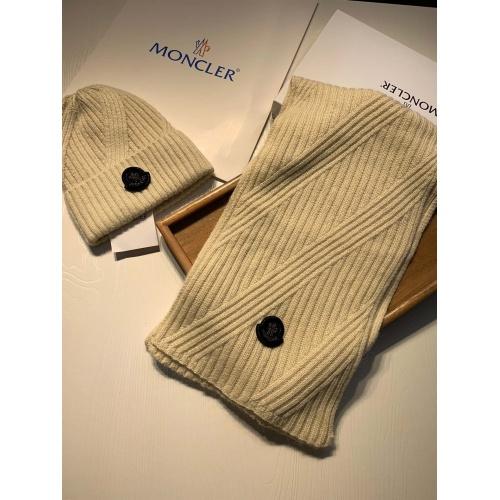 Moncler Scarf & Hat Set #823712