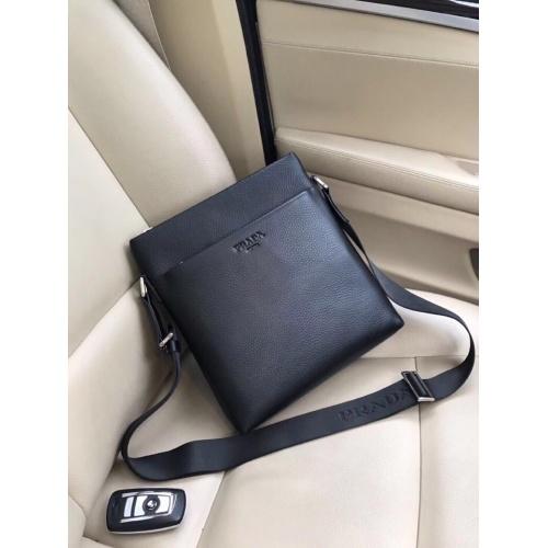 Prada AAA Man Messenger Bags #823731
