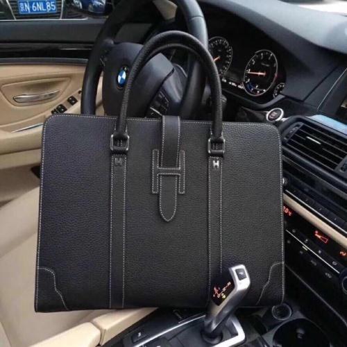 Hermes AAA Man Handbags #823741