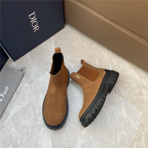 Christian Dior Boots For Men #823770