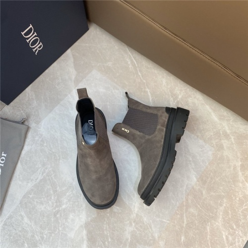 Christian Dior Boots For Men #823771