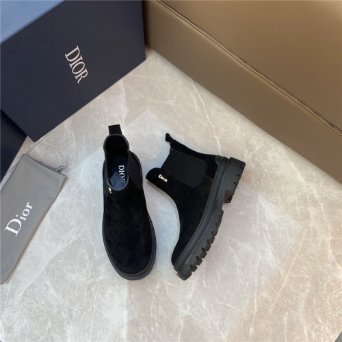 Christian Dior Boots For Men #823772