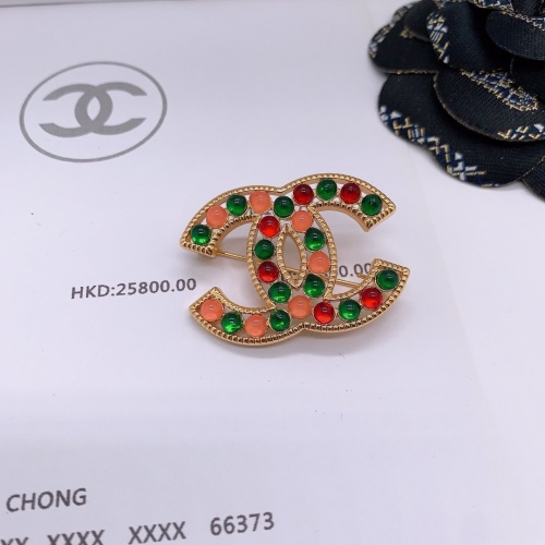 Chanel Brooches #823826