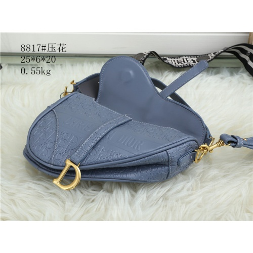 Replica Christian Dior Fashion Messenger Bags For Women #823882 $35.00 USD for Wholesale