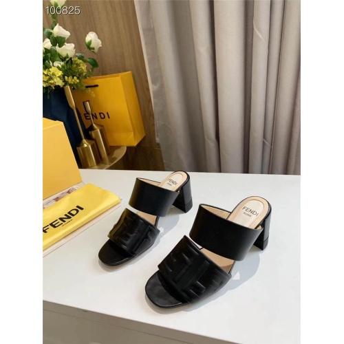 Fendi Sandal For Women #823923