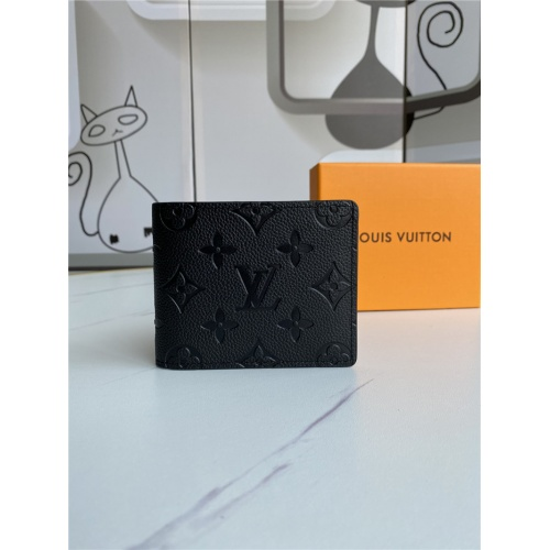 Louis Vuitton AAA Quality Wallets #823946