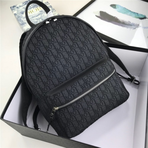Christian Dior AAA Quality Backpacks #823972