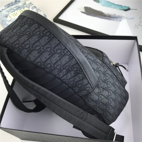 Replica Christian Dior AAA Quality Backpacks #823972 $112.00 USD for Wholesale