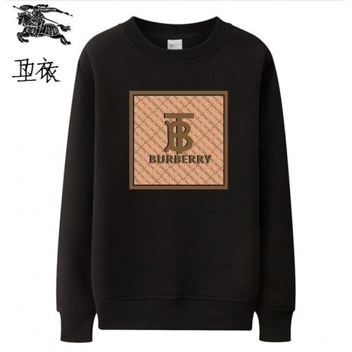 Burberry Hoodies Long Sleeved O-Neck For Men #823991