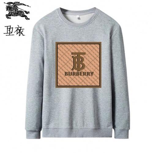 Burberry Hoodies Long Sleeved O-Neck For Men #823992