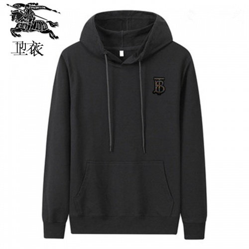 Burberry Hoodies Long Sleeved Hat For Men #824041