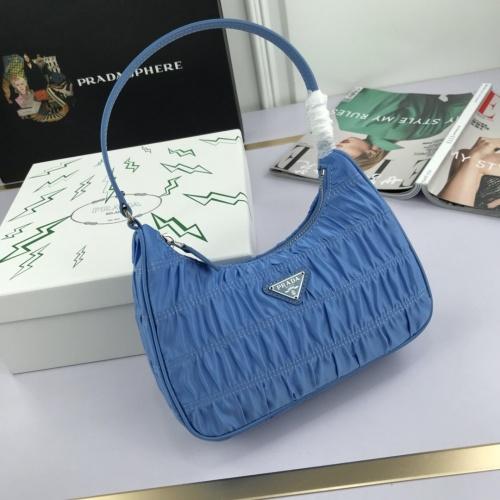 Prada AAA Quality Handbags For Women #824108