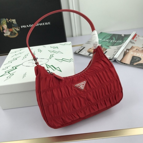 Prada AAA Quality Handbags For Women #824109