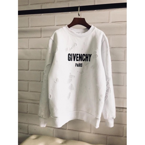 Givenchy Hoodies Long Sleeved O-Neck For Unisex #824114