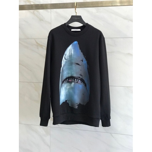 Givenchy Hoodies Long Sleeved O-Neck For Unisex #824121